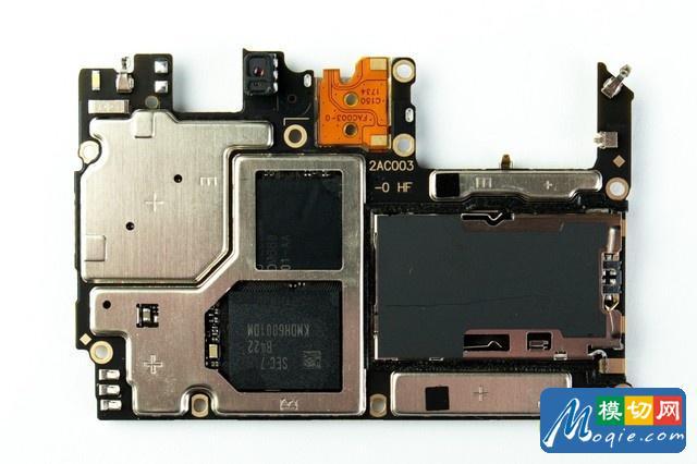 拆解oppo r11s手机:爱模切爱拆机