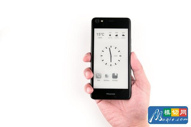 拆解海信A2手机:双屏还能那么薄