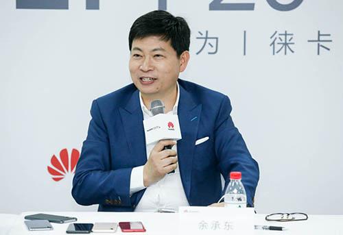 华为P20系列销量1500万台保底:最快年末超越苹果