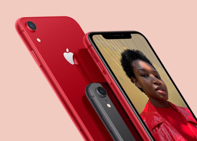 iPhone在中国区销量四月份已经明显好转