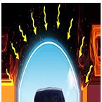 PI黑膜亚克力胶锂电池专用KAPTON黑色高温胶带