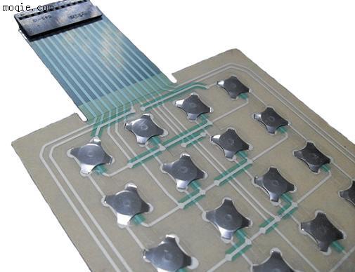 贴片元件在薄膜开关中的主要应用是预埋贴片led灯
