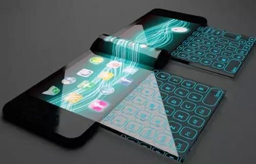 柔性屏幕手机