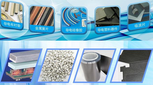 电磁屏蔽和导热材料及器件产业分析