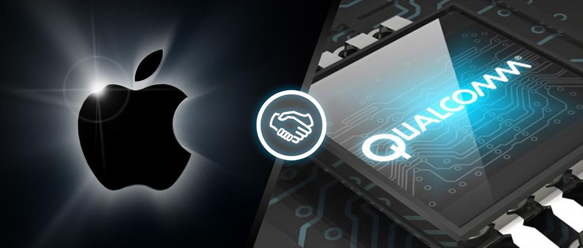 鸿海等四家苹果代工厂宣布与高通达成和解