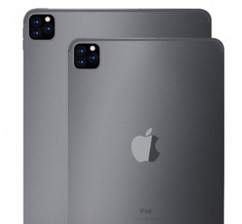 苹果新款iPad Pro将配备后置三摄